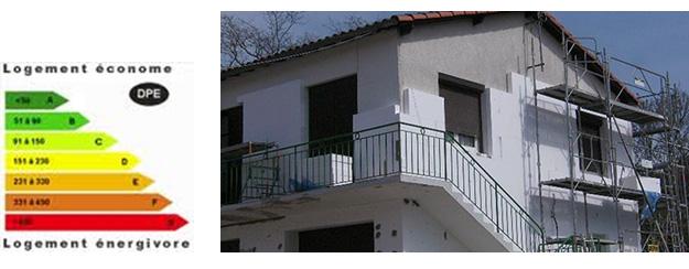 Isolation thermique isolation ext rieure lyon isolation ext rieure grenob - Isolation facade exterieure prix ...