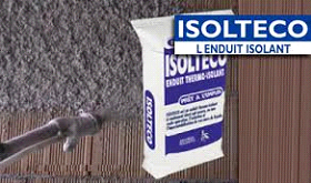 Isolation thermique isolation ext rieure lyon isolation ext rieure grenob - Enduit interieur isolant thermique ...